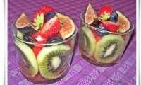Salade de fruits variés