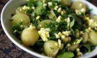 Salade cressonnière