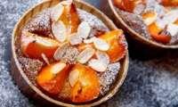 Amandine aux abricots sans oeufs ni farine