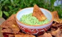 Guacamole aux fèves edamames