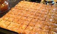 Leckerlis aux amandes, épices, orange et citron confits, arôme kirsch