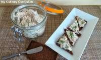 Rillettes de thon blanc germon à la ciboulette et à l'aneth