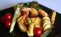 Tempura de légumes