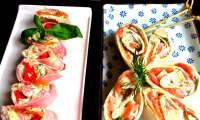 Bouchées Gourmandes (wraps)