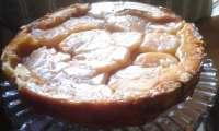 Tarte tatin aux pommes du Limousin