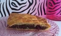 Pithiviers chocolat-framboise