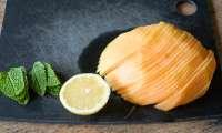 Découper un melon en tranches - vidéo