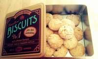 Biscuits aux éclats de pistaches et chocolat