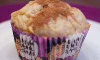 Muffins aux pommes et au sirop d'érable