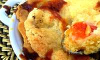 Mini croustade abricots mascarpone