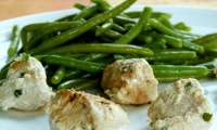 Poulet mariné au yaourt