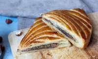 Galette des rois noisette et pâte à tartiner