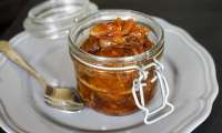 Compote d'oignons au soja