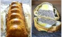 Des oeufs pour Pâques à servir en entrée