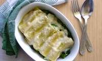 Cannelloni de brocoli à l'amande