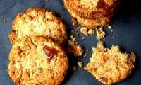 Cookies aux dattes et au muesli