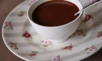 Sauce au chocolat légère