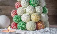 Cake pops de Noël