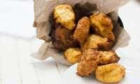Pommes de terre en pets-de-nonne