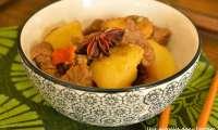 Boeuf mijoté aux pommes de terre