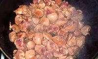 Rognons de veau au Porto