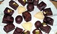 Tremper des friandises dans le chocolat