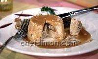 Darioles de cuisses de grenouilles