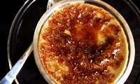 Crème brûlée traditionnelle