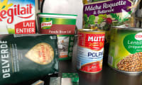 Les produits alimentaires intermédiaires