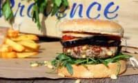 Un burger en Provence