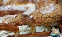 Pâte à choux vanille façon Conticini