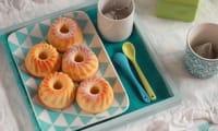 Mini Bundt Cake Ricotta Citron