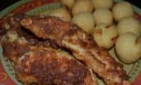 Le poulet frit de Pollos Hermanos