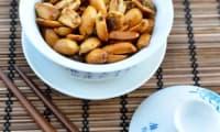 Cacahuètes aux cinq épices