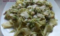 Pappardelle aux brocolis
