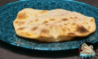 Naans bœuf basilic