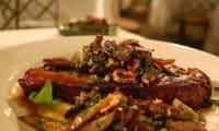 Côte de veau farcies, en papillote, à la plancha ou au barbecue