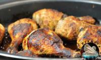 Pilons de poulet à la sauce BBQ à l'asiatique