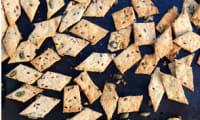 Les p'tits géométriques à l'épeautre et aux graines
