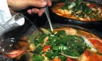 Moqueta, ragoût de crevettes à la brésilienne