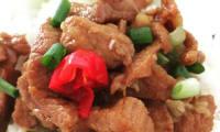 Le porc au caramel comme au Vietnam