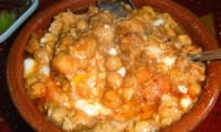 Lablabi, soupe de pois chiches épicé au cumin