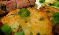 Râpés de pommes de terre à la crème et au fromage