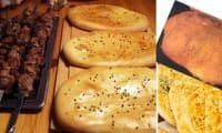 Galettes turque ekmek - pide ramazan