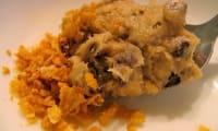 cookies aux corn flakes et aux cerises sans gluten
