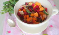 Salade aux fruits d'été