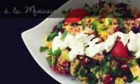 Salade de Quinoa à la Mexicaine