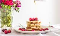 Pancakes à la ricotta ultra moelleux
