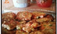 Galettes de macédoine de légumes