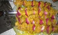 Kebab de boeuf persan